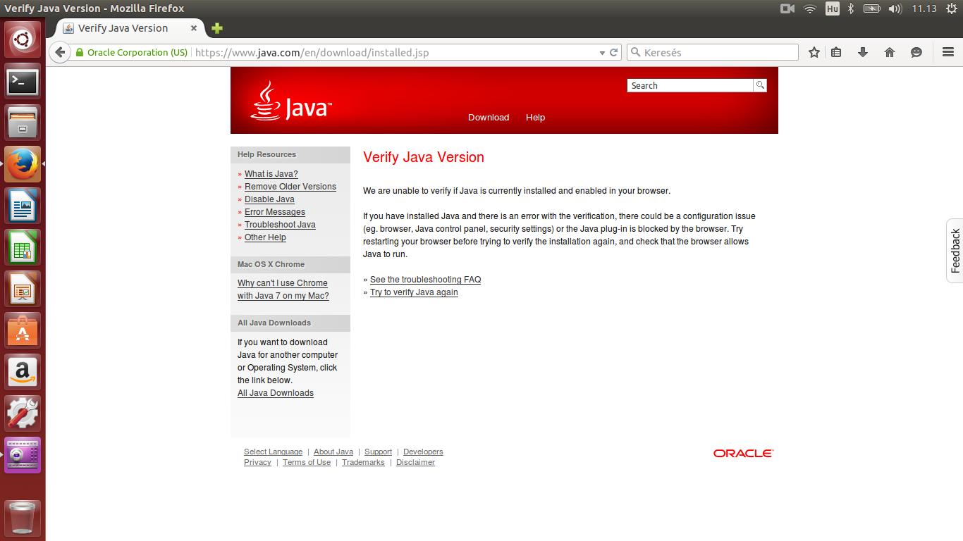 Ubuntu – Firefox – Oracle Java 8 plugin | ITFröccs hu