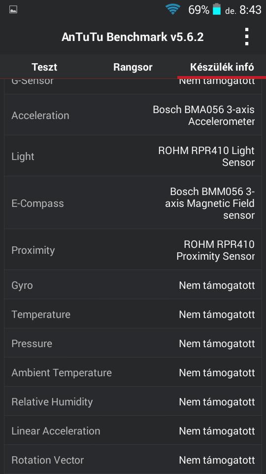 ConCorde SmartPhone 5580 GRAND