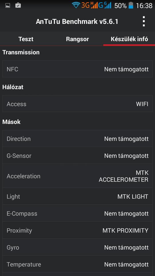 THL 4000 okostelefon - FEKETE