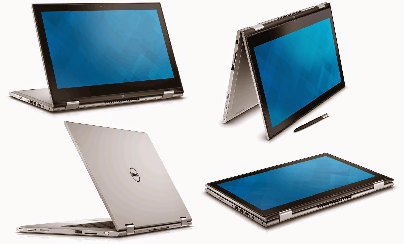 Dell Inspiron 7347 2in1 notebook