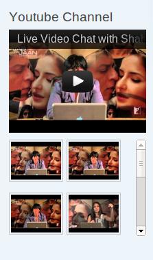 YouTube API v3.0 | YoutubeChannel | Drupal
