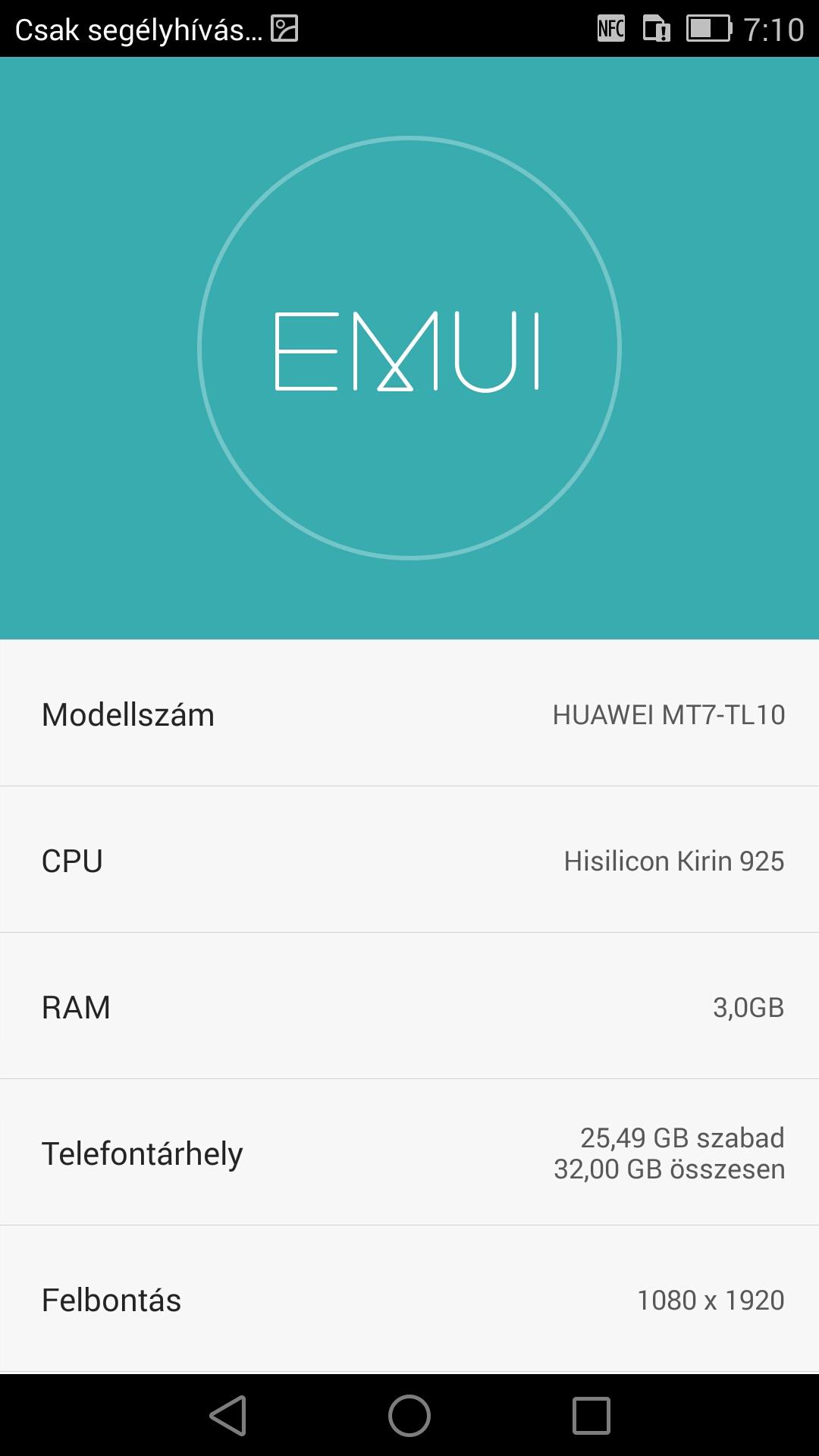 Huawei Ascend Mate7