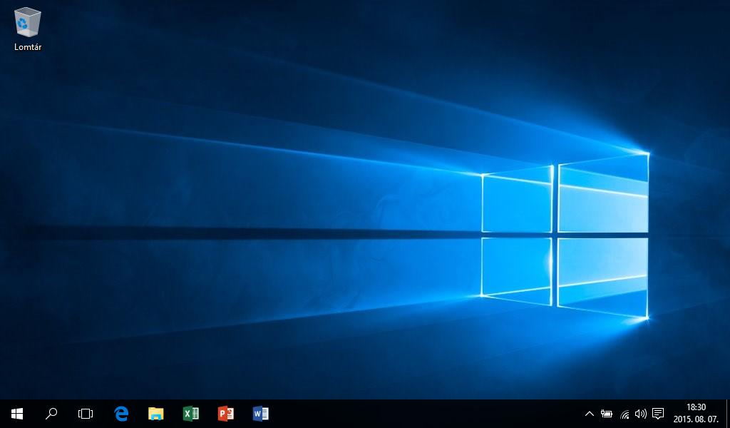 Windows 10 pendrive készítése frissítéshez, vagy telepítéshez a microsoft oldalán
