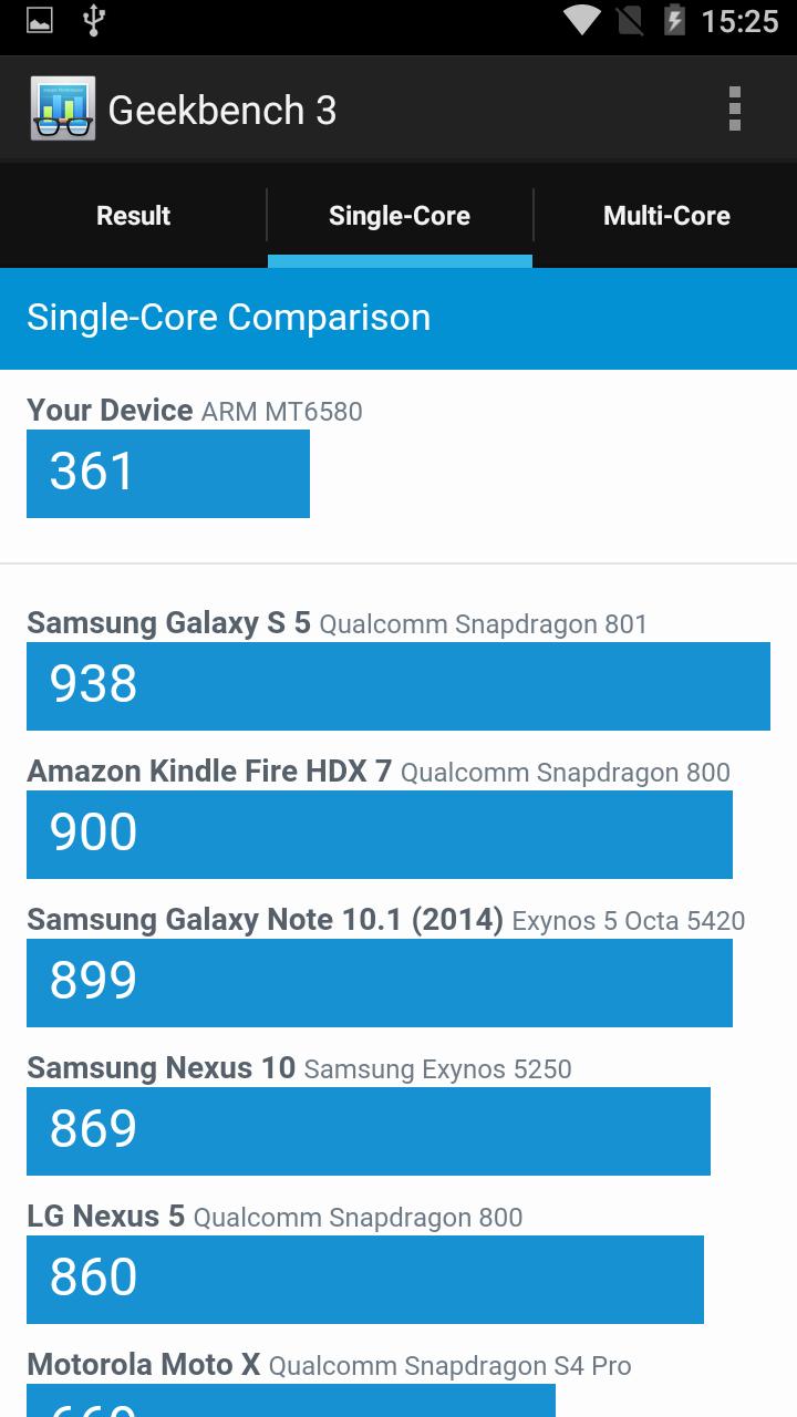 DOOGEE X5 okostelefon
