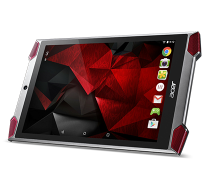 Acer Predator 8 GT-810 Gaming Tablet