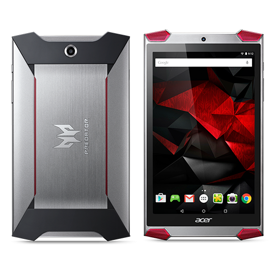 Acer Predator 8 GT-810 Gaming Tablet