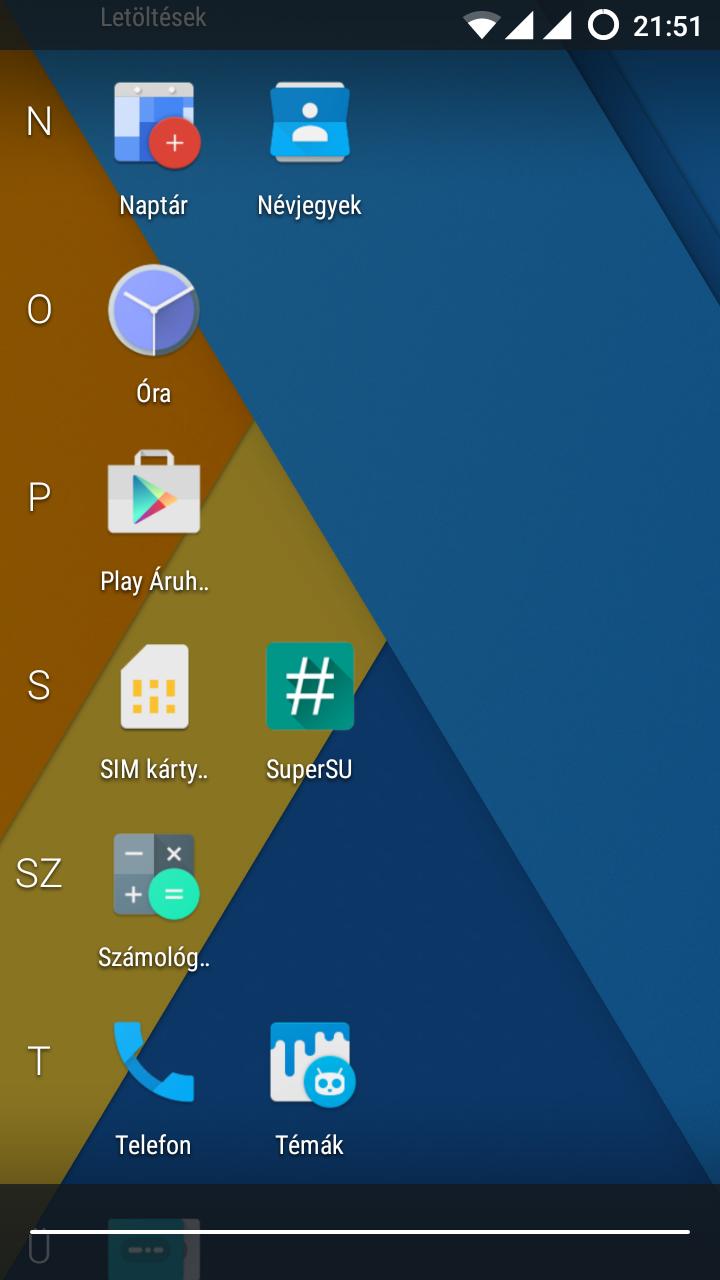DOOGEE X5 - Cyanogenmod 12.1