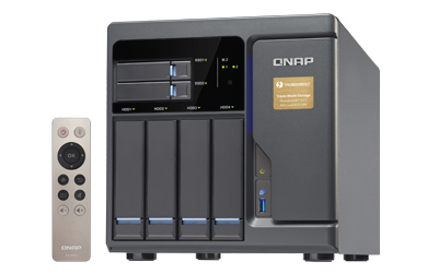 QNAP TVS-682T NAS bemutató - www.itfroccs.hu