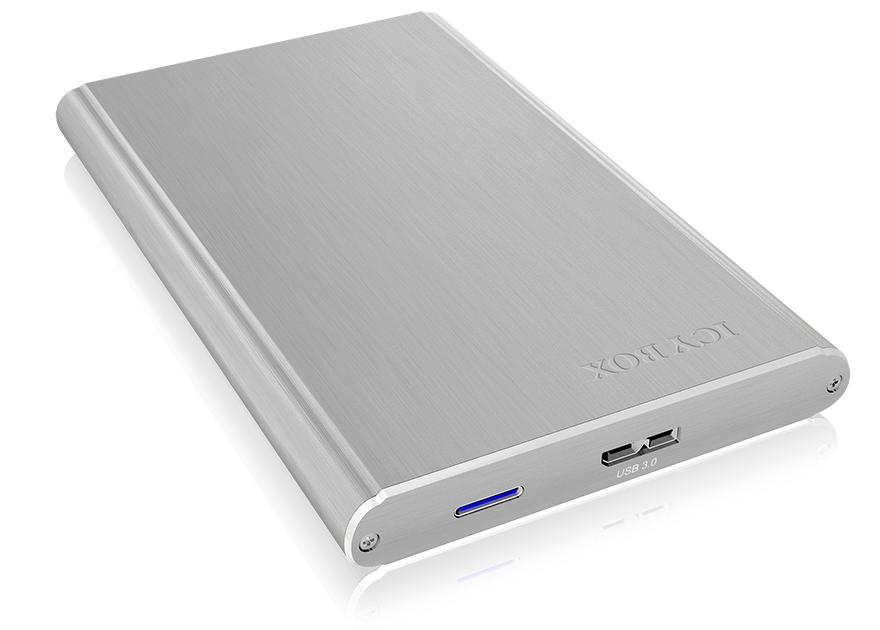 """ICY BOX IB-243U3 2.5"""" SATA 3.0 külső HDD keret"""