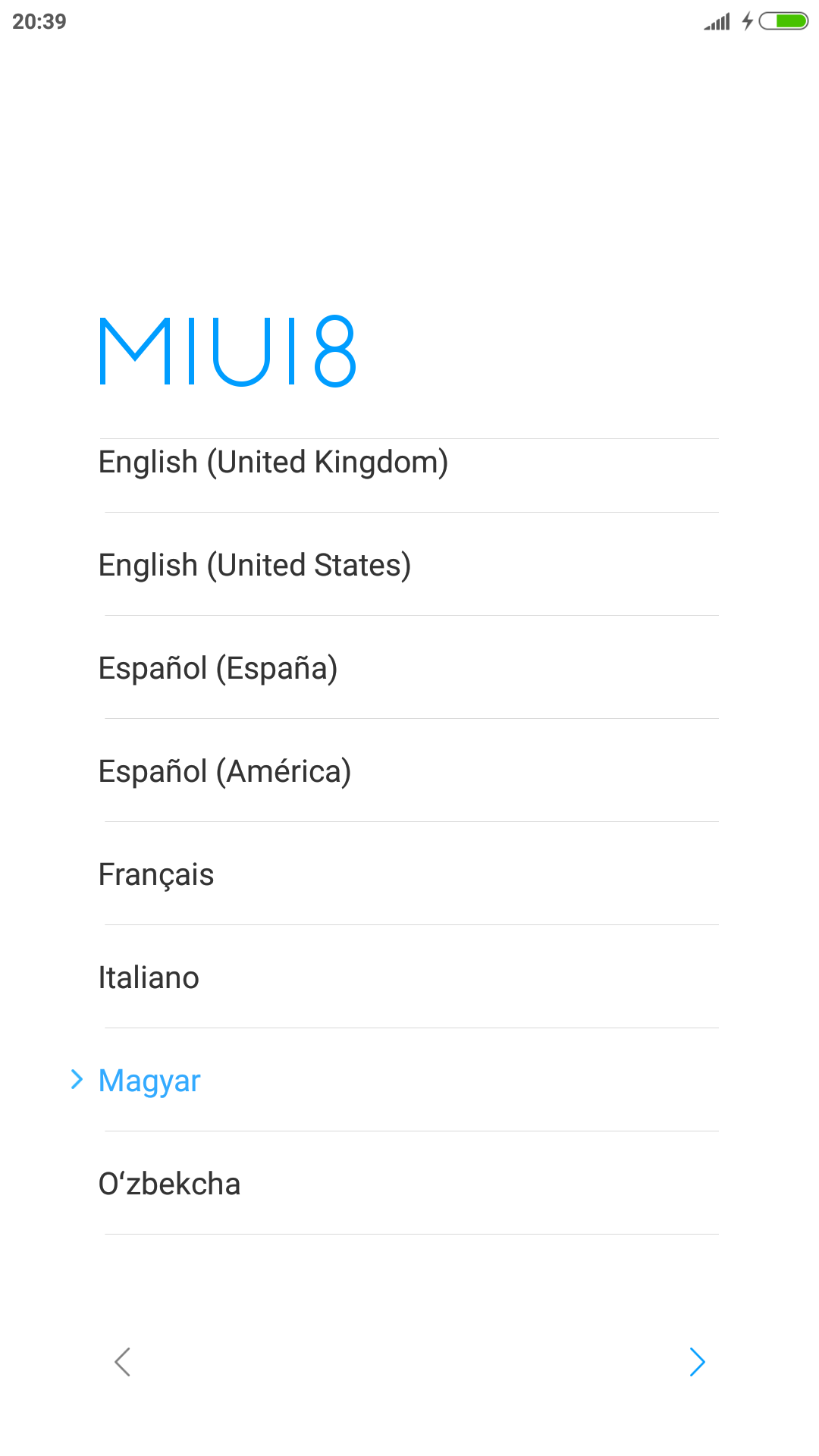Xiaomi Mi Max Official Xiaomi ROM telepítése EDL - MIUI Flash