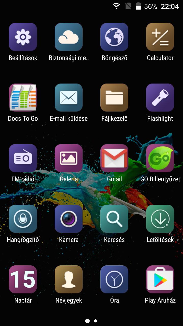 HomTom HT16 okostelefon