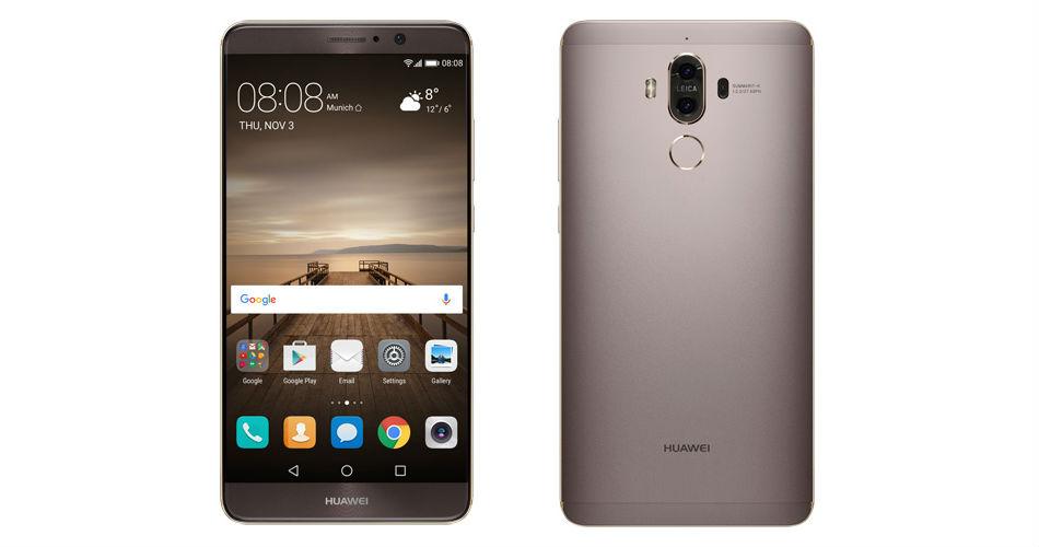 Huawei Mate 9 bemutató