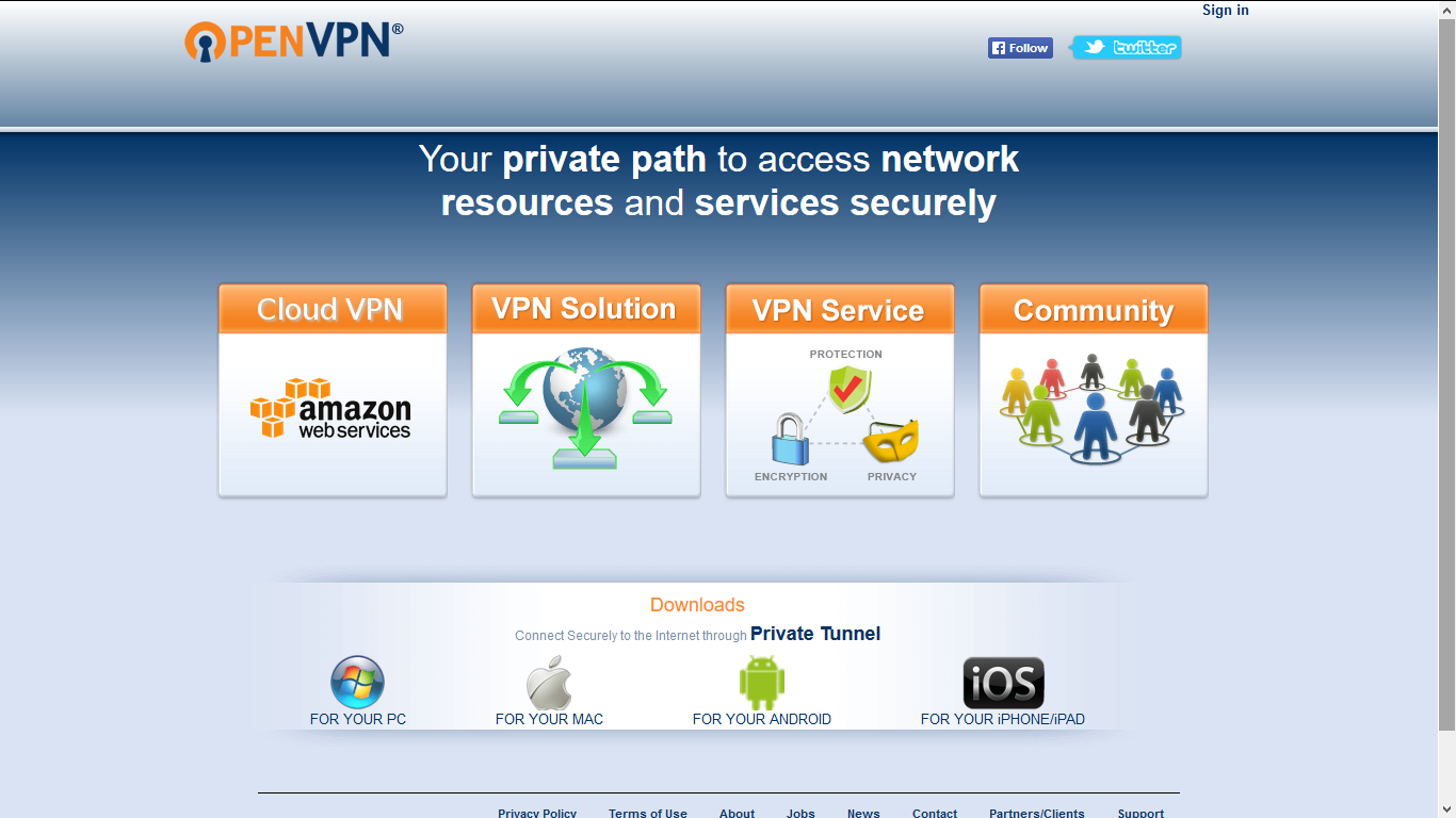 OpenVPN szerver telepítése, konfigurálása Microsoft Windows 10 operációs rendszeren