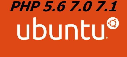 Ubuntu 16.04 LTS 16.10 17.04 - alapértelmezett PHP verzió változtatása