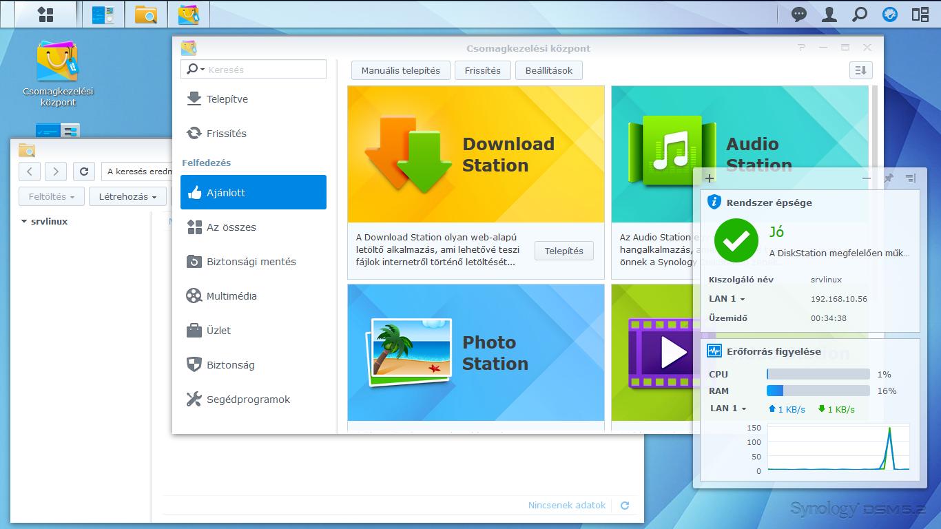 XPEnology [Synology DSM] telepítése Oracle VirtualBox virtuális gépre