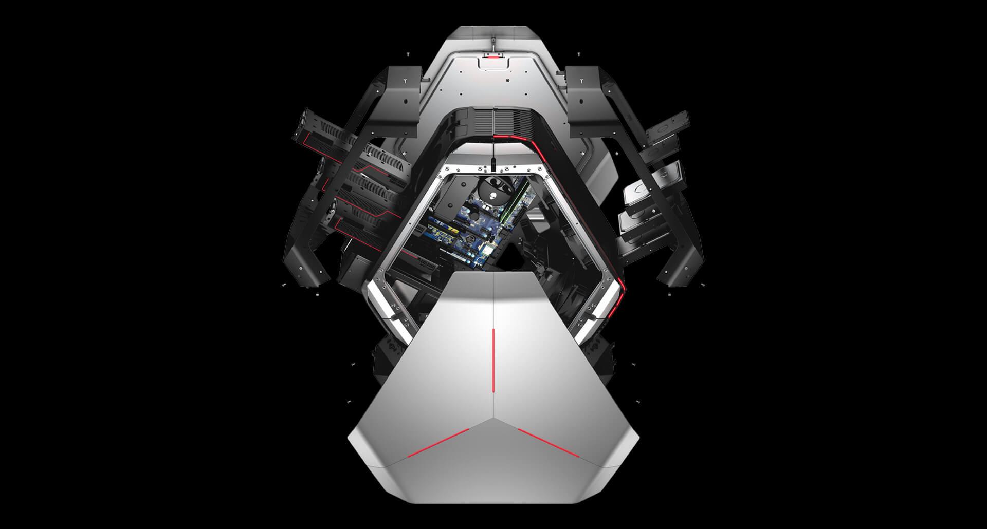 Éld meg a virtuális valóságot az új Alienware eszközökkel!