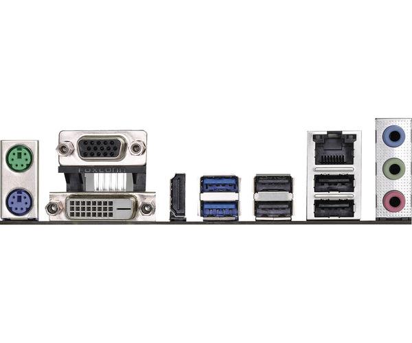 AsRock H110M-HDV R3.0 alaplap bemutató