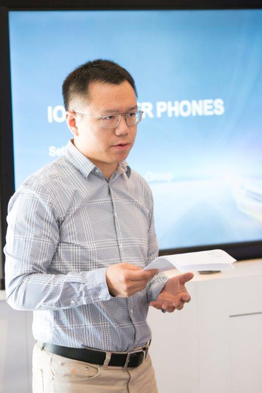 Huawei: 2025-re már közel 100 milliárd IoT eszközt tartunk majd számon