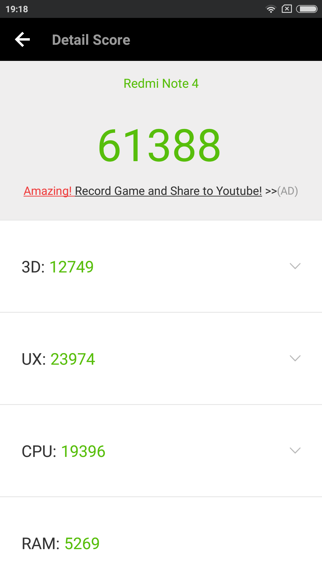 Xiaomi Redmi Note 4 teszt - www.itfroccs.hu
