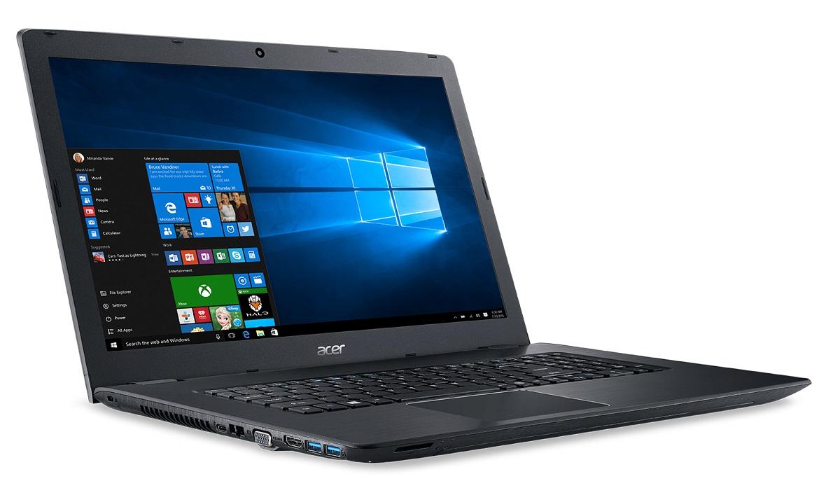 Acer Aspire E 17 - Aspire E5-774G-552L TESZT - www.itfroccs.hu
