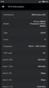 Xiaomi Redmi 4X teszt - www.itfroccs.hu