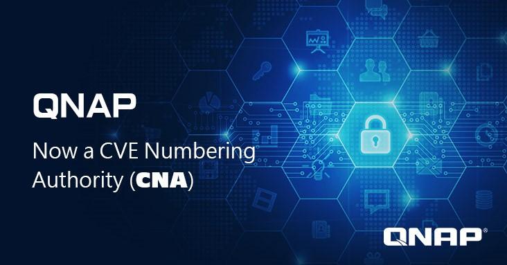 A QNAP együttműködik a CVE sérülékenységi listáért felelős hatósággal (CNA) az optimális adatvédelem biztosítása érdekében
