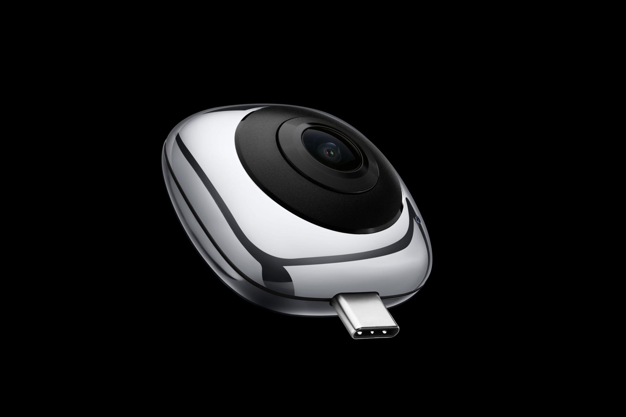Kompakt körpanorámás kamerát dob piacra a Huawei