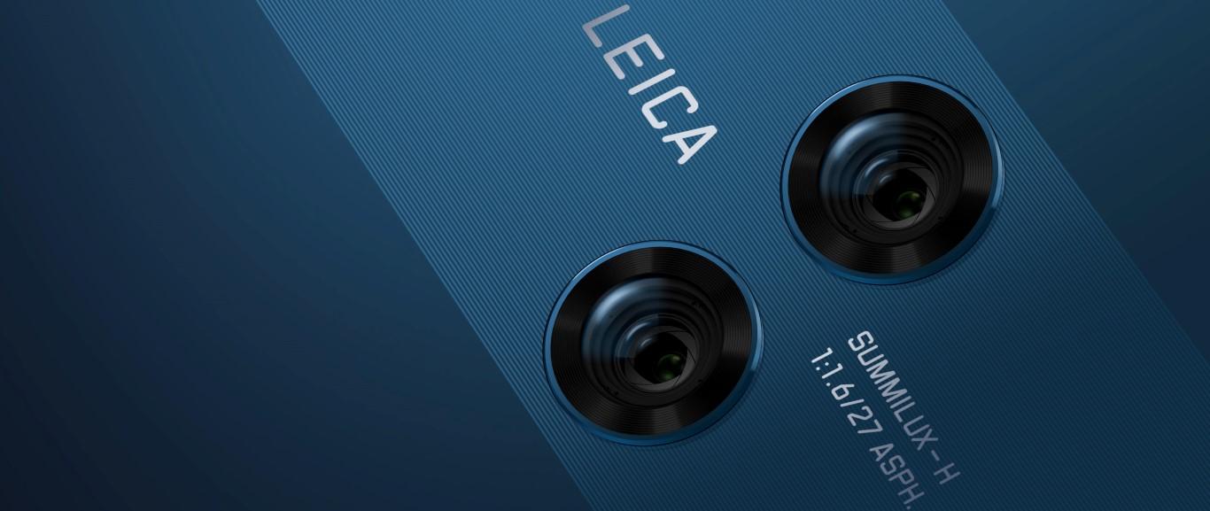 A Huawei bemutatta a Mate 10-et és a Mate 10 Pro-t