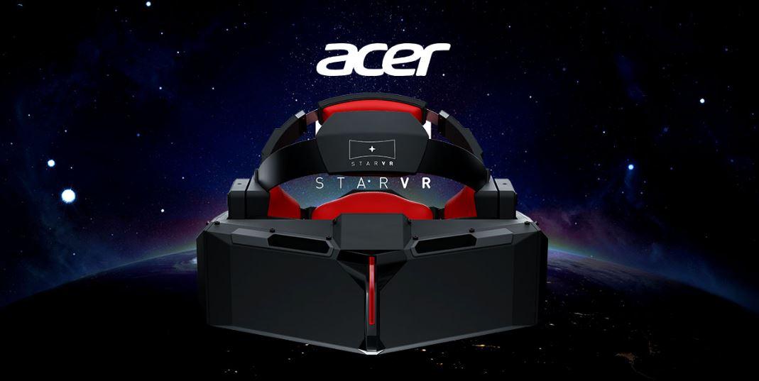 A Starbreeze és az Acer közösen finnanszírozzák a StarVR vegyesvállalatot