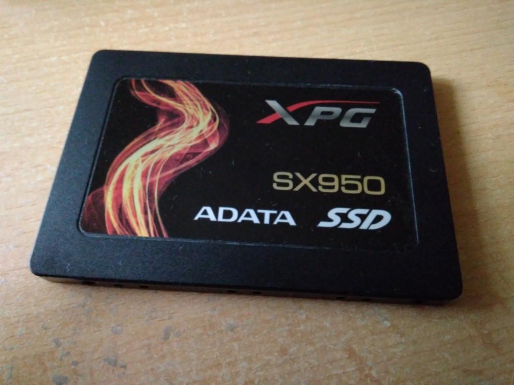 ADATA XPG SX950 240GB Gaming SSD