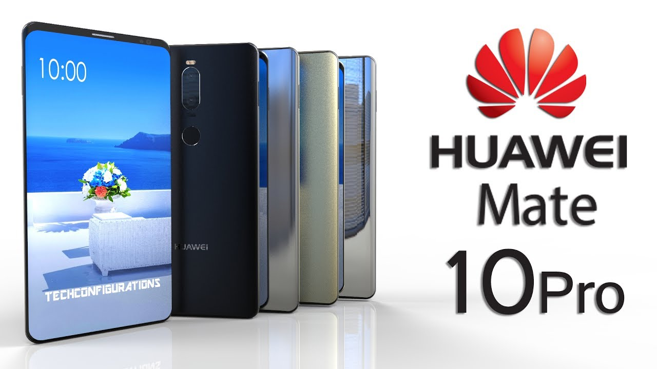 Megérkezett Magyarországra a Huawei Mate 10 Pro