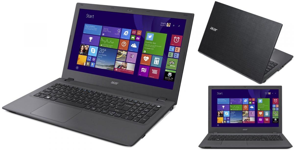Acer Aspire E5-574G notebook (Aspire E 15) bemutató