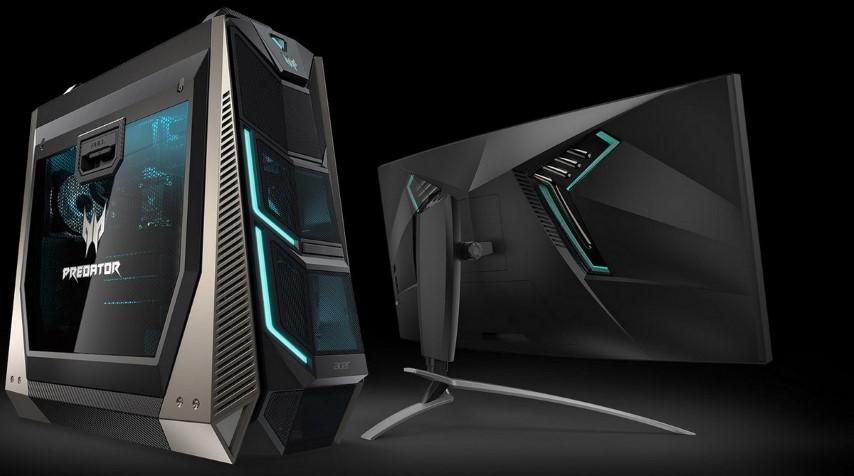 Az Acer négy legkorszerűbb terméke megkapta a CES 2018 Innovációs Díját