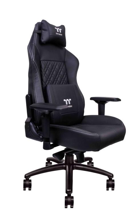 A Tt eSPORTS bemutatja az X-FIT és X-COMFORT bőrből készült professzionális gaming székeit