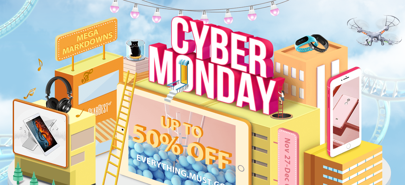 Megint kuponozhatunk, hiszen még pörög a Cyber Monday!