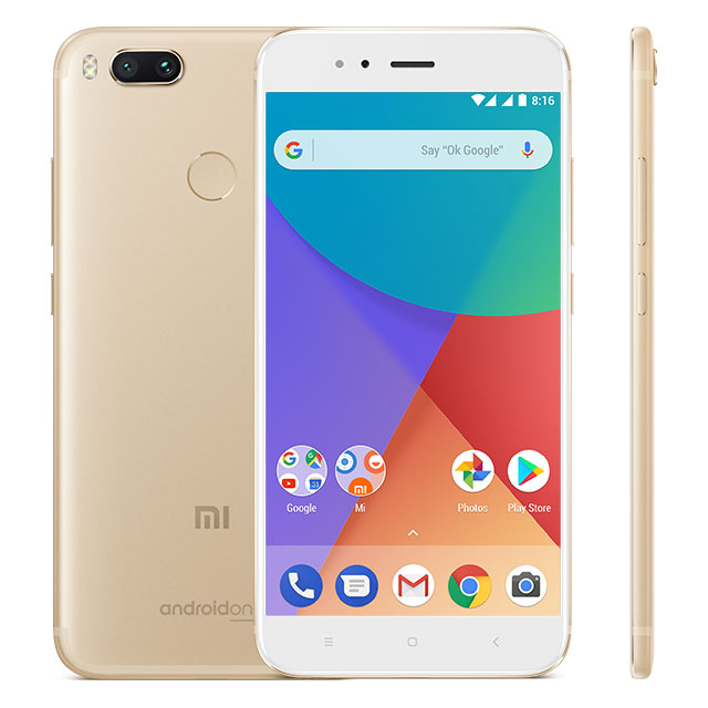 Xiaomi MI A1 (EU) 4/64 okostelefon teszt - a jól bevált recept szerint