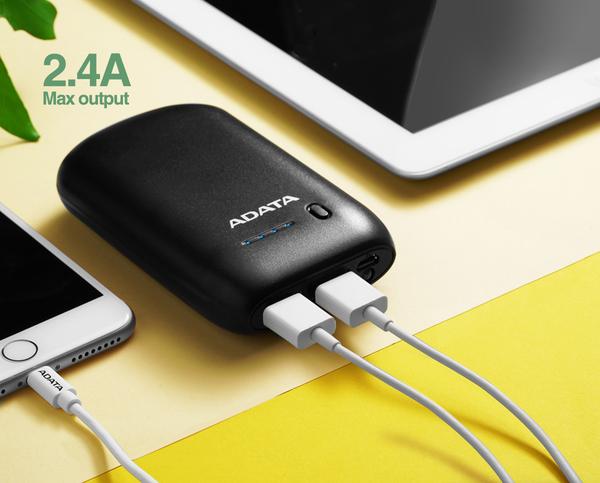 Az ADATA bemutatja a P10050, P16750 és P20100 powerbank termékeket