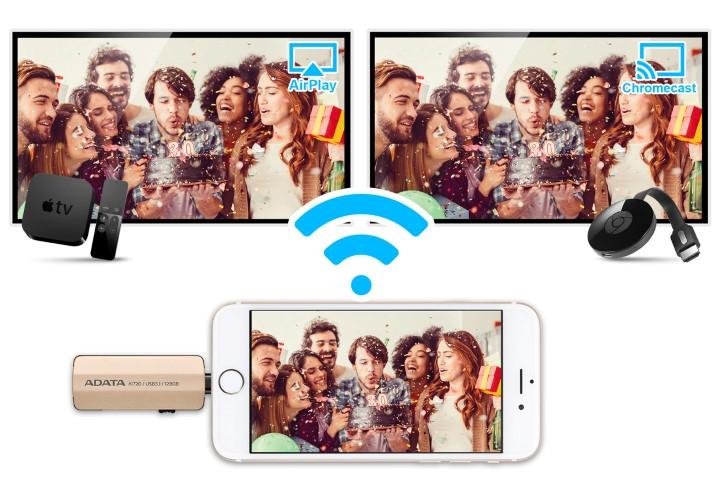 Az ADATA bemutatja az i-Memory AI720 iOS OTG USB pendrive-ot - www.itfroccs.hu