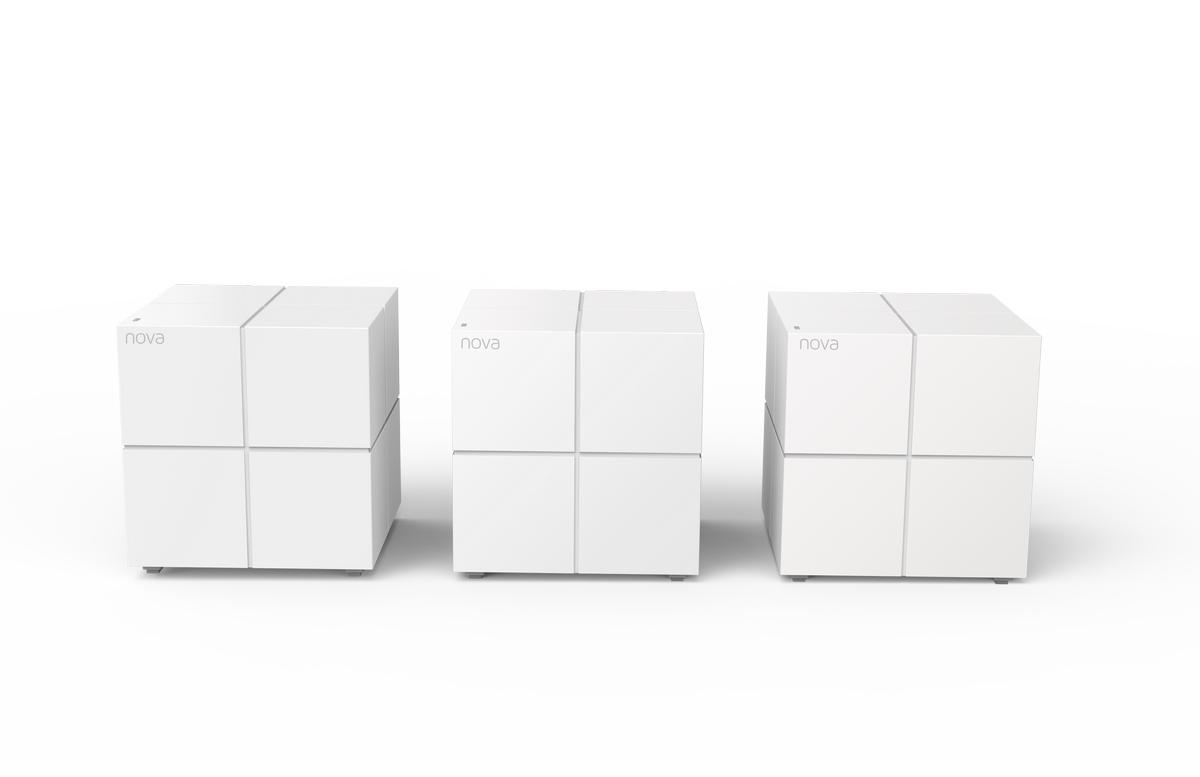 Új, intelligens mesh WiFi rendszer a Tendától