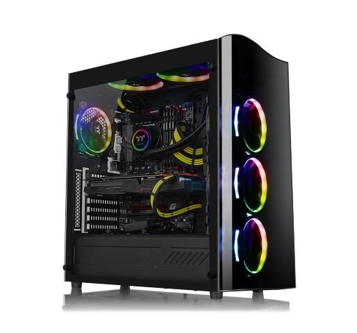 Bemutatkozik a Thermaltake View 22 Tempered Glass Edition közepes méretű számítógépház