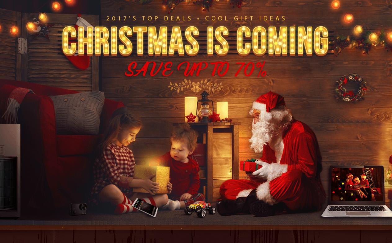 GearBest, közeleg a karácsony!