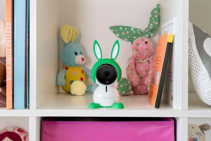 Az Arlo Baby kamera a világ első okos babafigyelője, ami integrálható az Apple okosotthon rendszerébe
