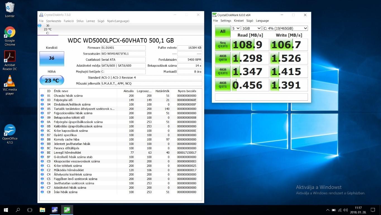 HP 250 G6 notebook bemutató - Olcsó gép, üzleti lehetőségekkel