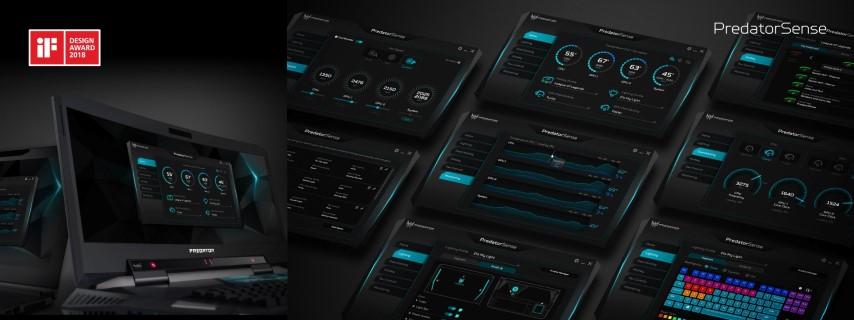 Az Acer 12 iF Design Award díjat nyert meg 2018-ban