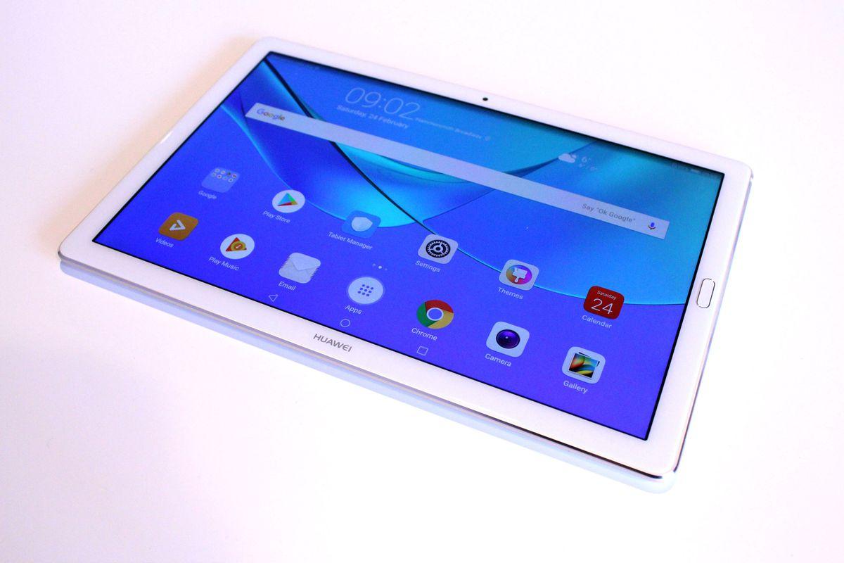 MWC 2018: új táblagépet és notebookot mutatott be a Huawei - Mediapad M5