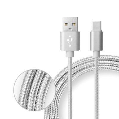SDL Type-C USB Data Sync Charging Braided Cable