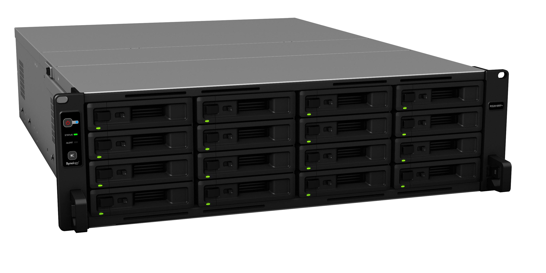 A Synology® bemutatja a RackStation RS2818RP+ eszközt