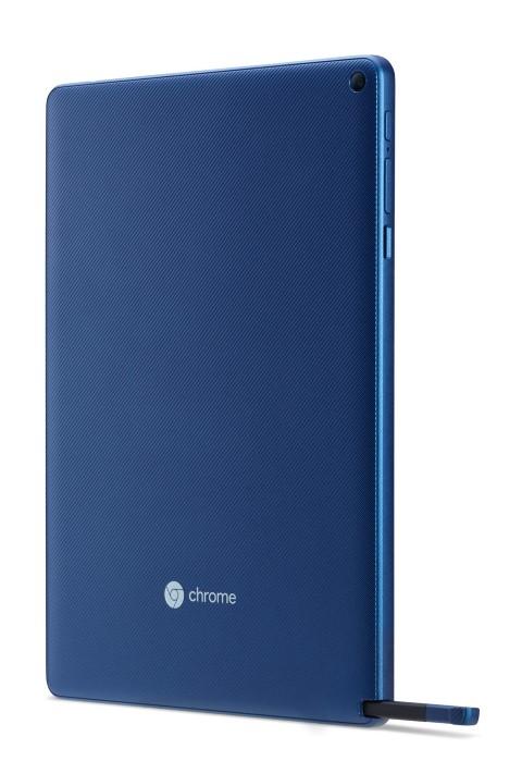 Az Acer bemutatja az oktatási célokra szánt Chromebook Tab 10, az első Chrome OS-t futtató tabletet