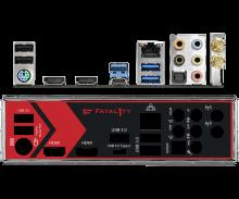 AsRock Fatal1ty AB350 Gaming-ITX/ac alaplap bemutató - www.itfroccs.hu