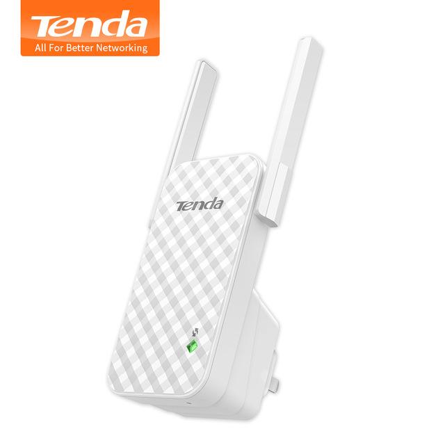 Tenda A9 N300 hatótáv növelő kipróbálás - www.itfroccs.hu